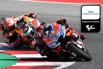 Jorge Lorenzo, Ducati Team, San Marino GP Tata Communications feature