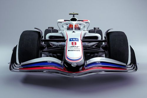 Presentazione Monoposto F1 2022