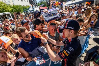 Red Bull Graz show run