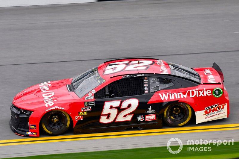 37. Cody Ware, Rick Ware Racing, Chevrolet Camaro Winn Dixie