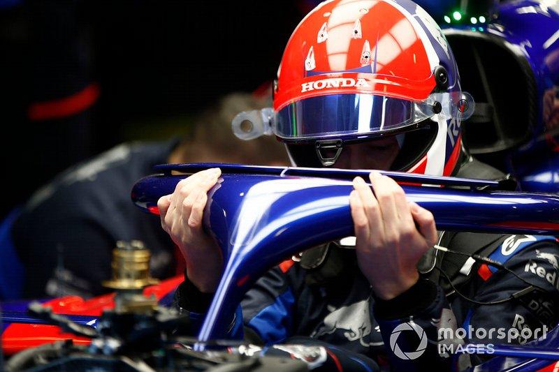 Daniil Kvyat, Scuderia Toro Rosso STR14