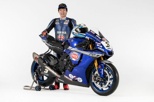 Présentation de l'équipe GRT Yamaha WorldSBK