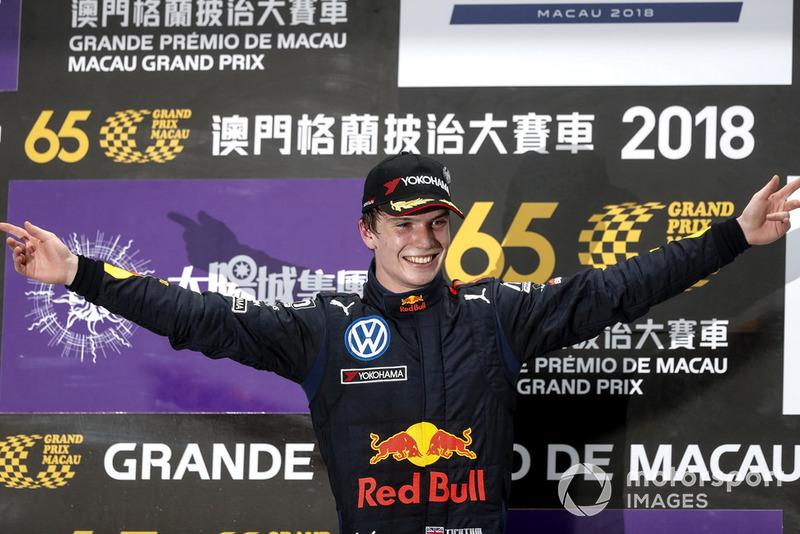 GP de Macao: Dan Ticktum