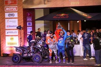 Podium: Drag'On Rally Team: Nicolas Cavigliasso