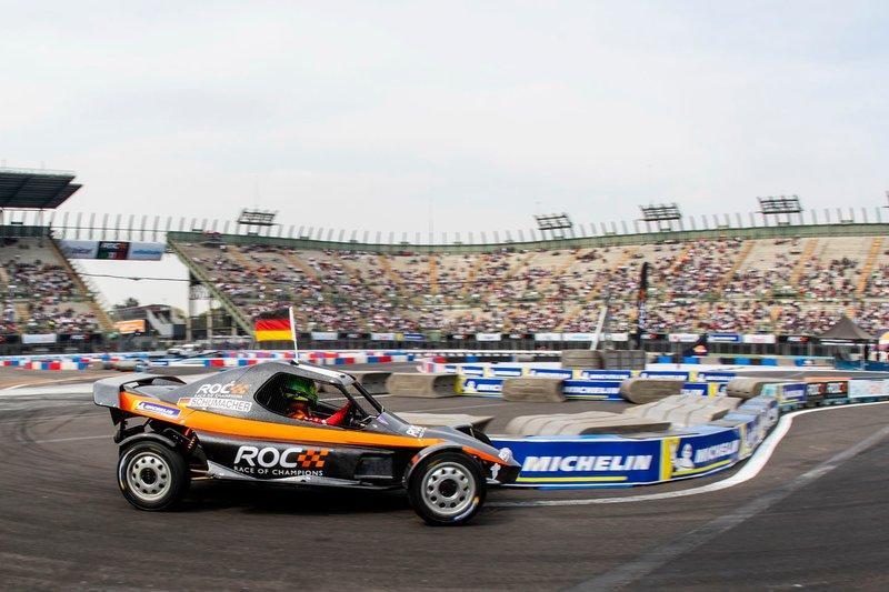 Мік Шумахер, ROC Car