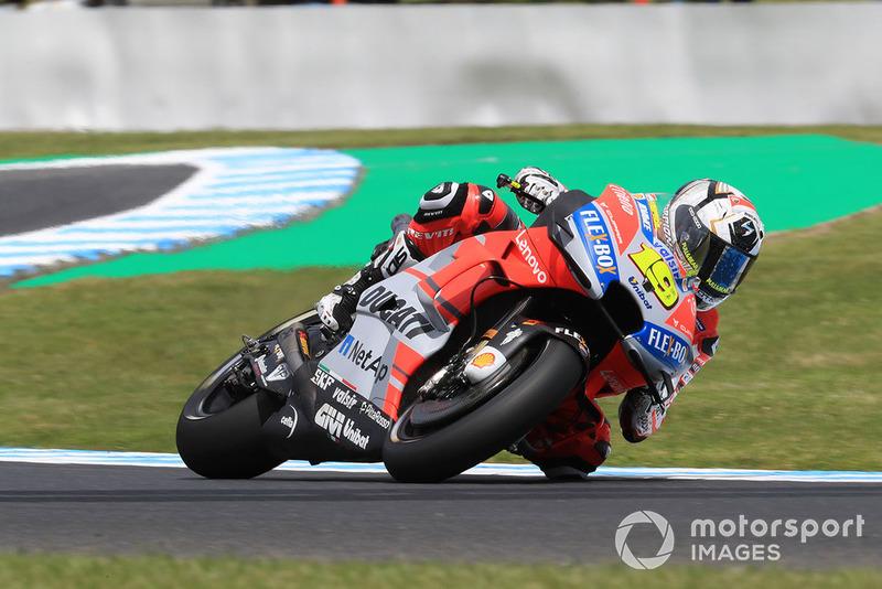 Альваро Баутіста, Ducati Team