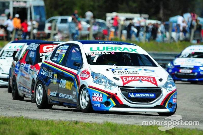 Fernando Rama, Peugeot Petrobras