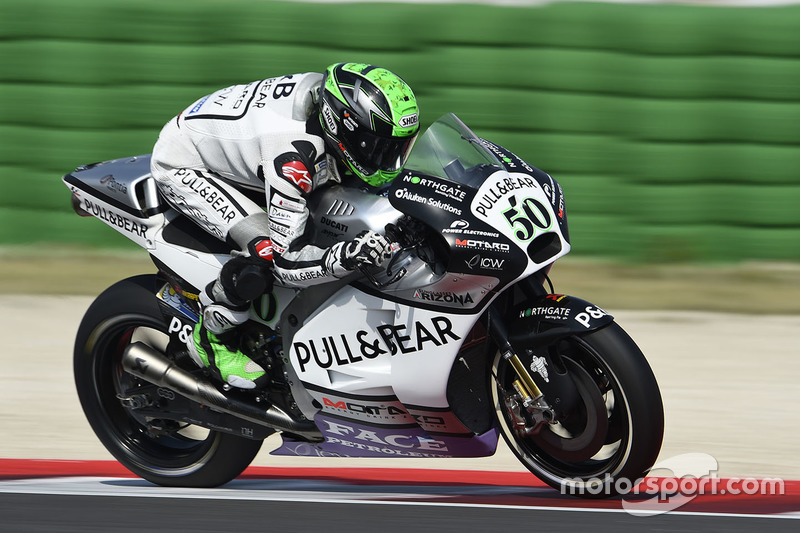 14. Eugene Laverty, Aspar MotoGP Team