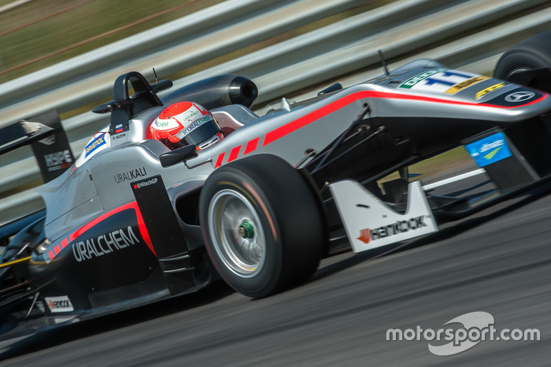 Nikita Mazepin, HitechGP Dallara F312 - Mercedes-Benz