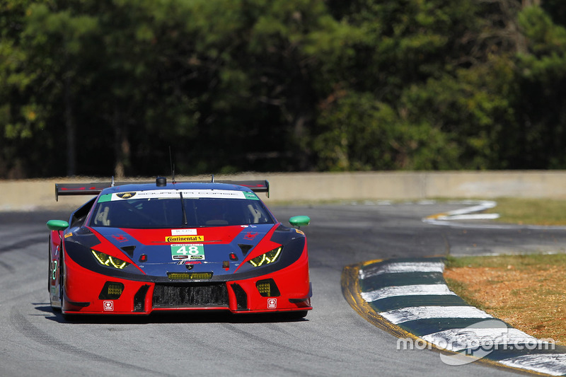 #48 Paul Miller Racing, Lamborghini Huracan GT3: Madison Snow, Bryan Sellers, Bryce Miller