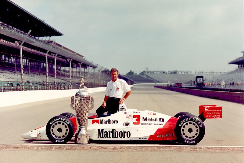 1991: Rick Mears
