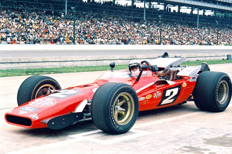 Mario Andretti (1969)