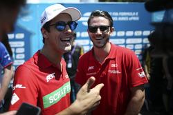 Lucas di Grassi, ABT Schaeffler Audi Sport und Daniel Abt, ABT Schaeffler Audi Sport