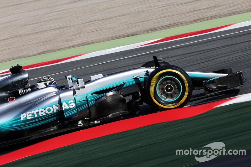 Assim, Bottas, que possuía contrato com a Williams, precisou se apressar para estar pronto para a grande oportunidade de sua carreira.