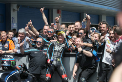 Francesco Bagnaia, Sky Racing Team VR46 in parc ferme