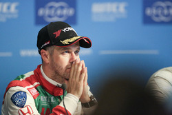 Press Conference, Tiago Monteiro, Honda Racing Team JAS, Honda Civic WTCC