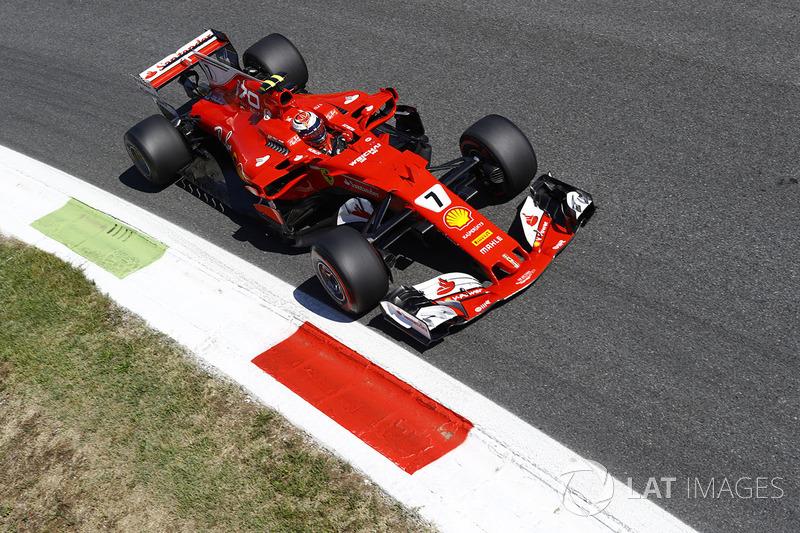 5 місце — Кімі Райкконен, Ferrari — 188