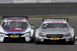 Том Бломквіст, BMW Team RBM, BMW M4 DTM, Гері Паффетт, Mercedes-AMG Team HWA, Mercedes-AMG C63 DTM