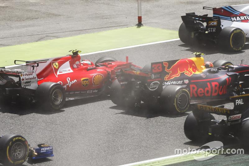 10 місце — Макс Ферстаппен, Red Bull. Умовний бал — 10,000