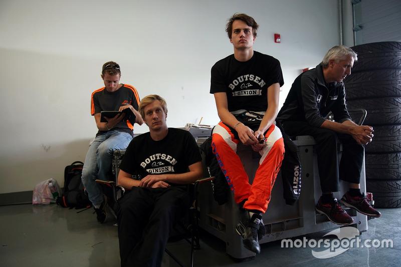 Орельен Панис, Boutsen Ginion Racing