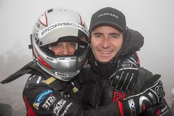 Laure Many and Romain Dumas