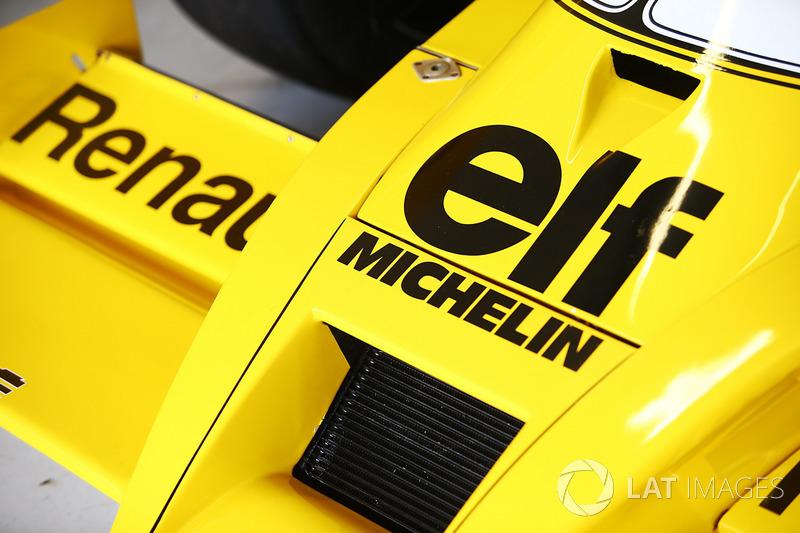 Renault Sport F1 Team: René Arnoux