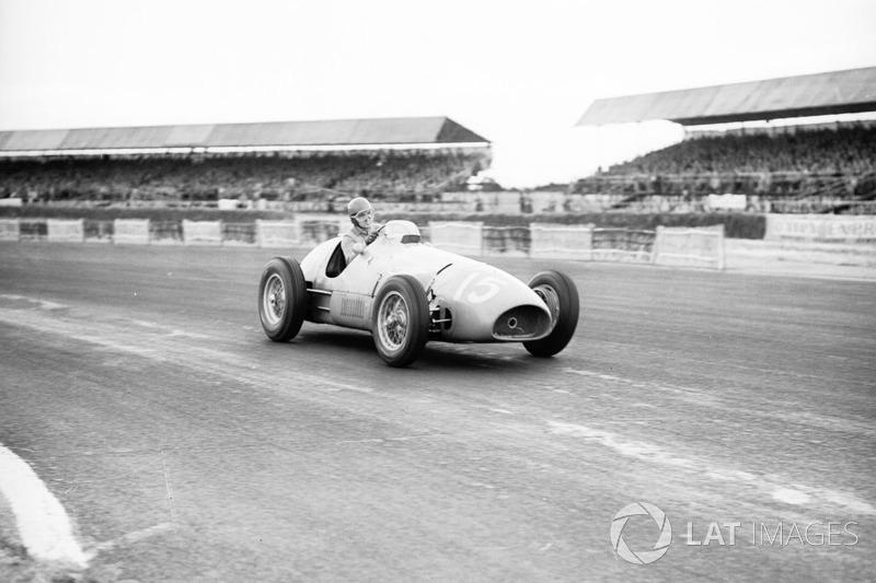 1952 - Alberto Ascari, Ferrari
