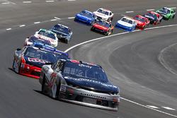 Brandon Jones, Richard Childress Racing Chevrolet and Austin Dillon, Richard Childress Racing Chevrolet