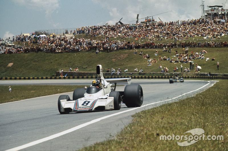 Carlos Pace (Brabham) - GP Brasil 1975