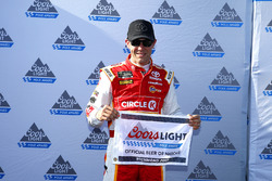 Polesitter: Matt Kenseth, Joe Gibbs Racing, Toyota