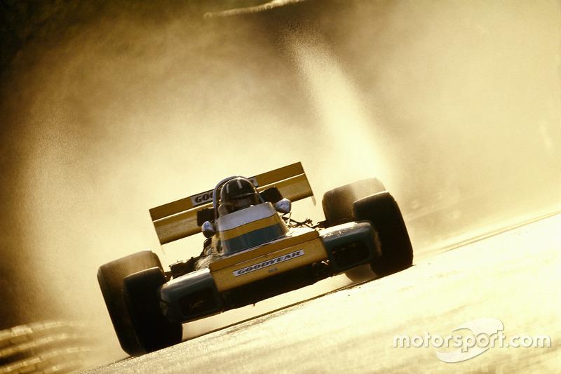 Грем Хілл, Brabham-Cosworth BT34