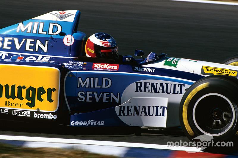 1995: Benetton