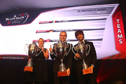 2016 AM Cup Teams, AF Corse, champion, Rinaldi Racing, 2nd place, Kessel Racing, 3rd place