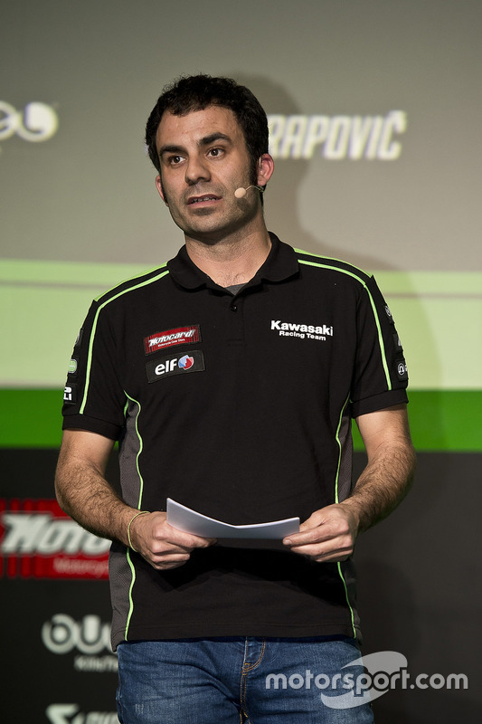 Präsentation: Kawasaki Racing Team