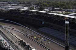 Start zum Grand Prix von Indianapolis