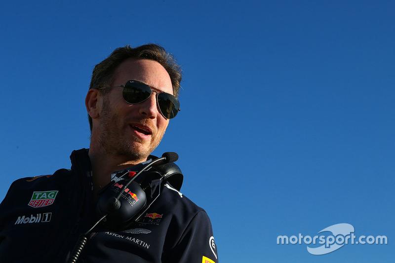 Christian Horner, Red Bull Racing Team Principal