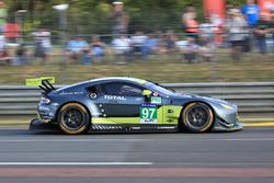 #97 Aston Martin Racing Aston Martin Vantage : Darren Turner, Jonathan Adam, Daniel Serra