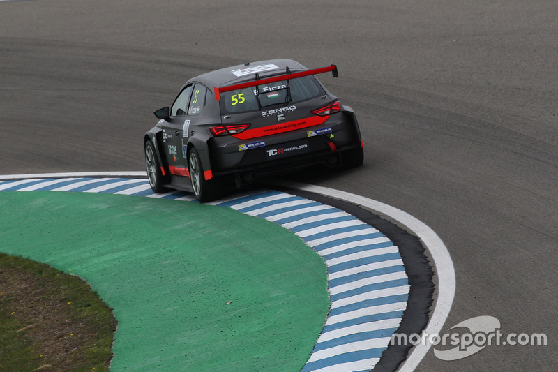 Ferenc Ficza, Zele Racing, SEAT León TCR