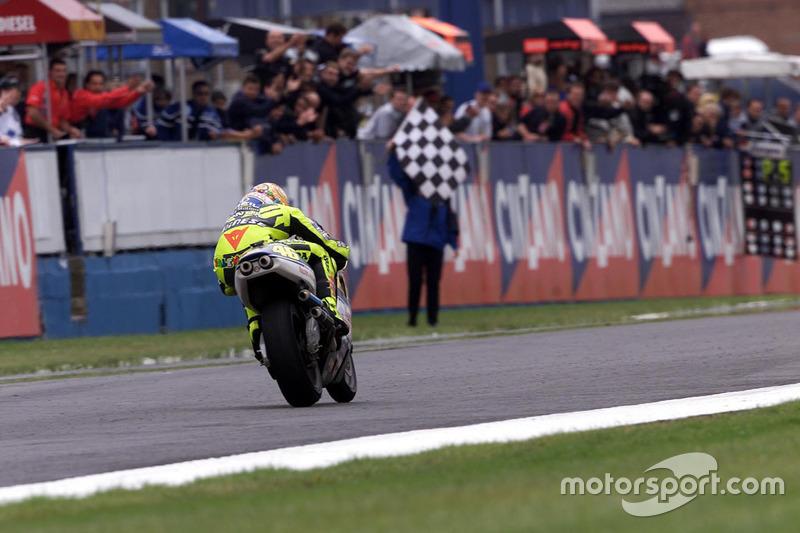 #1 GP di Gran Bretagna 2000