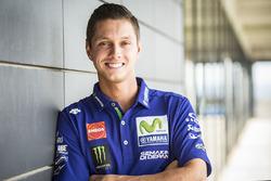 Міхаел ван дер Марк, Yamaha Factory Racing