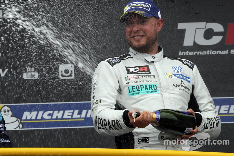 Роб Хафф, Leopard Racing Team WRT, Volkswagen Golf GTi TCR