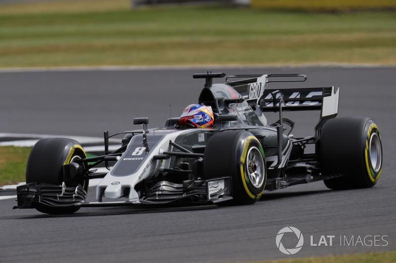 Ромен Грожан, Haas F1 Team VF-17