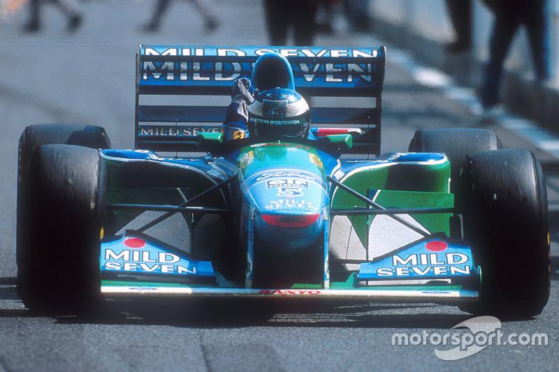 1994 Pacific Grand Prix