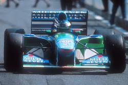 Sieger Michael Schumacher, Benetton