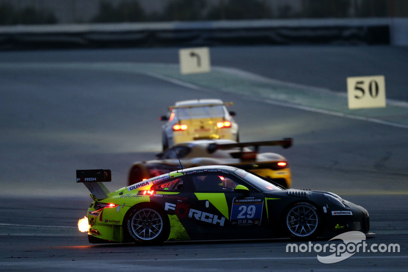 #29 Forch Racing powered by Olimp Porsche 991 GT3 R: Robert Lukas, Marcin Jedlinski, Wolf Henzler, S
