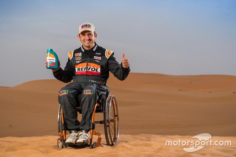 Isidre Esteve, Repsol Rally Team