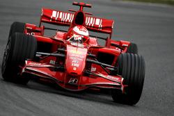 Michael Schumacher, Ferrari F2007