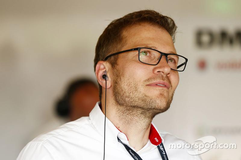 Андреас Зайдль, керівник Porsche Team