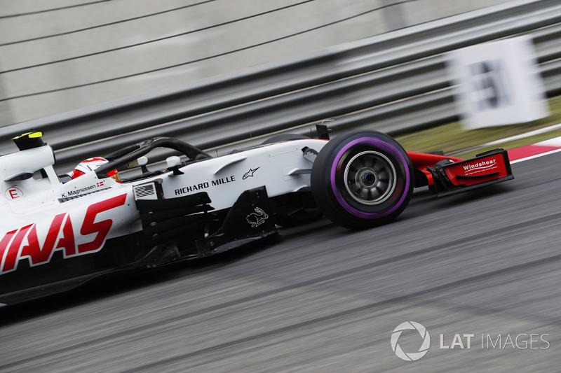 Кевін Магнуссен, Haas F1 Team VF-18 Ferrari