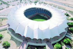 Estadio Internacional Rey Fahd en Riad, Arabia Saudita